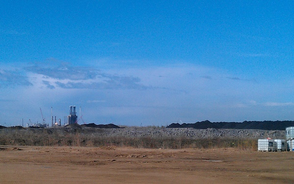 Oilfield Trucking. Tar sands mining facilities are different than traditional drilling for oil and gas.