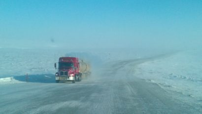 Truck Driver Pay, Ice road truckers make less than what most people think
