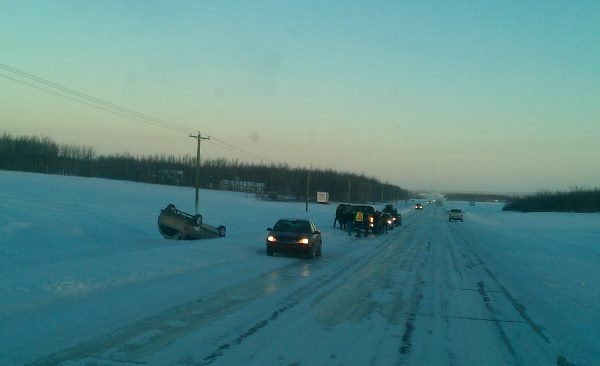 Oilfield Accidents. Peace river freezing rain storms