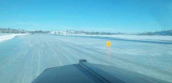 Bending the rule. Ice road trucking rules