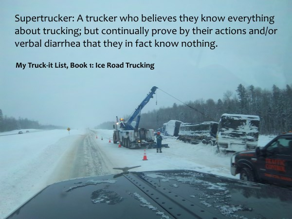 Trucking Quotes. We all know a few of these.
