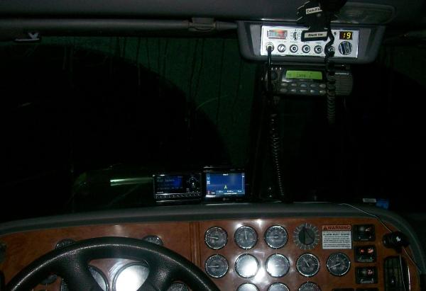 Big RIg Pictures. Oilfield communication essentials