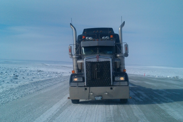 Big Rig Pictures. 2001 Kenworth W900